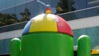 "Android: ""Noogler""-Figur auf dem Google Campus aufgestellt"
