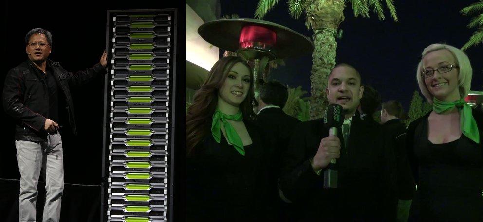 Nvidia: Cloud-Gaming mit GRID, Video-Fazit zur Pressekonferenz [CES 2013]