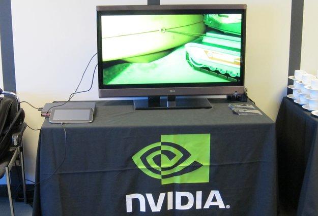 Nvidia: Bericht vom Pressegespräch mit dem Chiphersteller [IFA 2011]