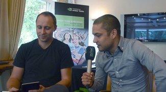 NVIDIA: Interview mit Igor Stanek zum Tegra 3 und kommenden Games [IFA 2012]