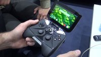 NVIDIA Project Shield: Handheld-Gaming-Plattform mit Android & Tegra 4 im Hands-on [MWC 2013]