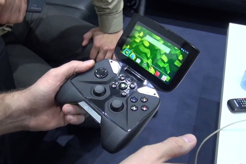 NVIDIA Project Shield: Handheld-Gaming-Plattform mit Android &amp&#x3B; Tegra 4 im Hands-on [MWC 2013]