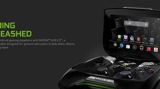 Nvidia Shield: Handheld-Konsole ab Juli für 350 Dollar erhältlich