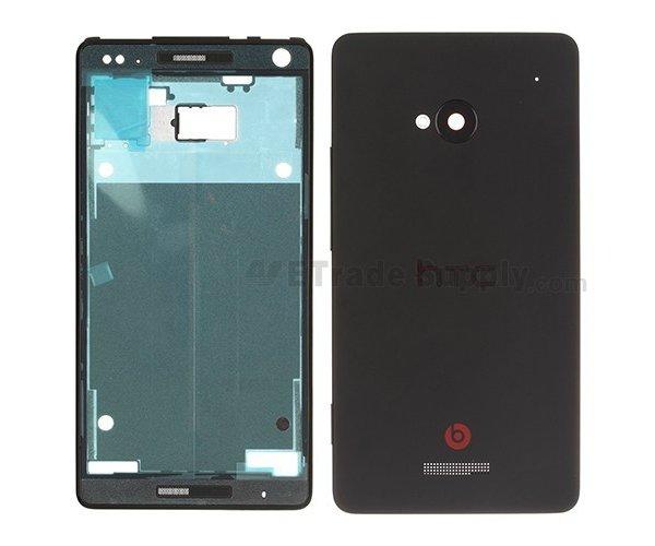 HTC M7: Gehäuseteile gesichtet, Alu-Frontplatte bestätigt [Update: Video]