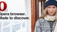 Opera Beta: Vorabversion des WebKit-Browsers zum Download verfügbar