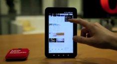 Opera-Browser für Tablets im Video