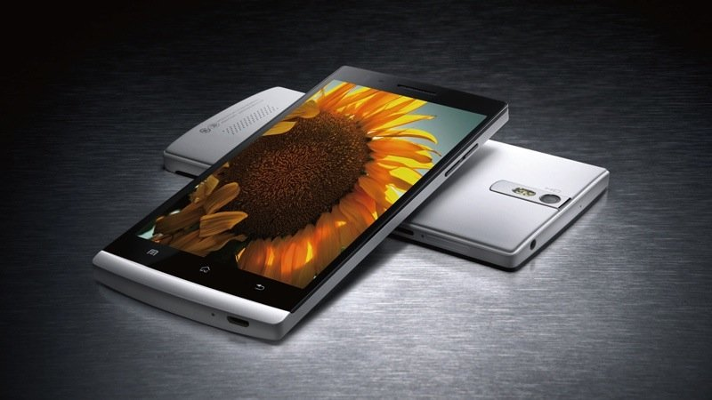 Oppo Find 5: Full-HD-Smartphone in Beijing vorgestellt