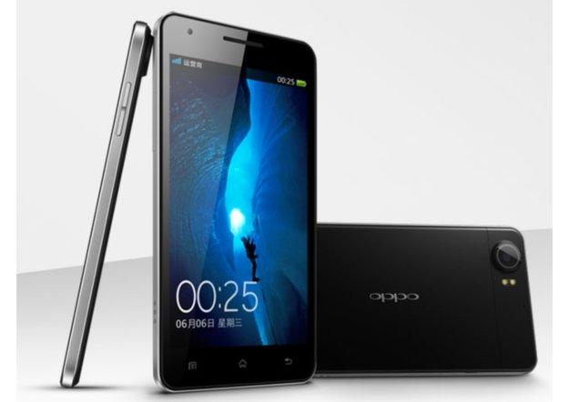 Oppo Finder: Dünnstes Smartphone der Welt in China vorbestellbar