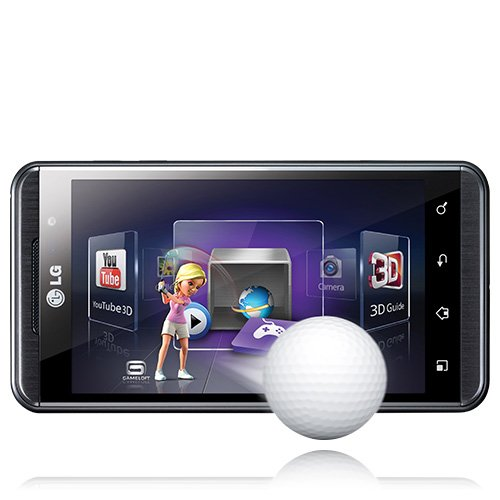 Das LG Optimus 3D ist da: für 529 Euro bei O2