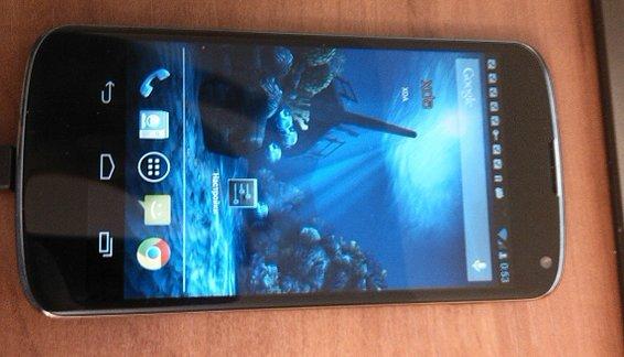 LG Optimus Nexus: Weitere Fotos des kommenden Nexus-Phones
