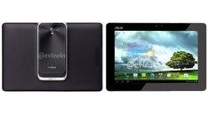 ASUS Padfone 2: Smartphone-Tablet-Hybrid im Video und auf Fotos