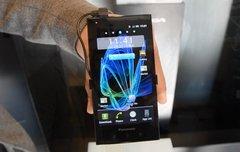 Panasonic Eluga, Eluga Power:<b> Style-Smartphones vorbestellbar</b></b>