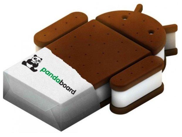 Ice Cream Sandwich: Erstes ROM läuft auf PandaBoard