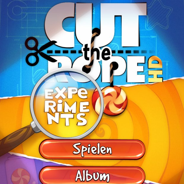 Cut the Rope Experiments kommt bald aufs Android-OS [Update: Fake-App im Android Market]