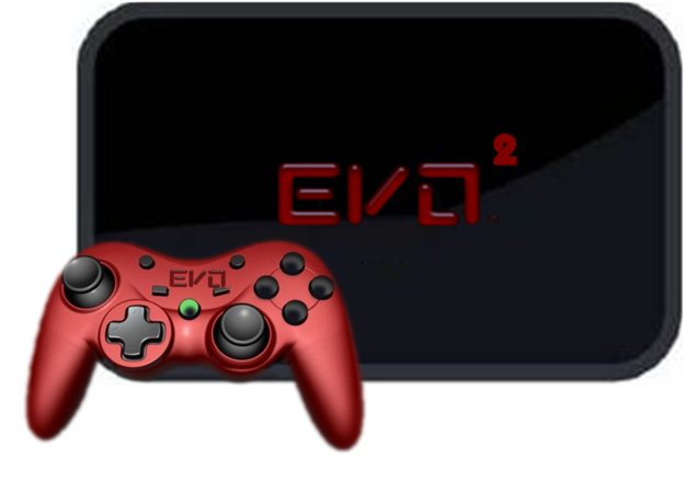 EVO 2 - erste Spielekonsole powered by Android