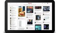 Pinterest: Android-App zur Google I/O