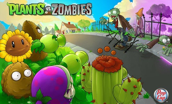 Plants vs. Zombies &amp&#x3B; Peggle: Ab Ende der Woche im Android Market [Update: Ab jetzt]
