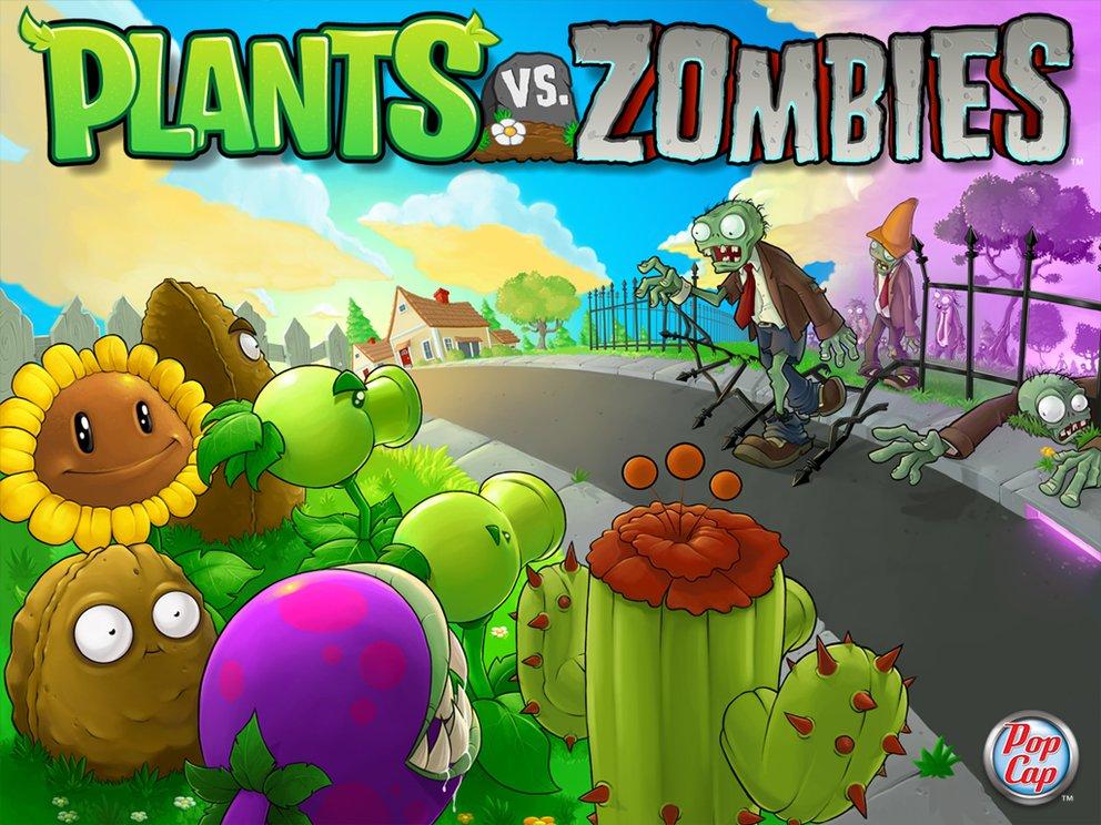 Plants vs. Zombies: Untoten-Kegeln für Android im Test