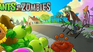 Plants vs Zombies Komplettlösung, Spieletipps, Walkthrough
