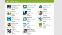 Apps für 25 Cent: Tag 1 mit Runtastic, Office, Sudoku, Asphalt & mehr