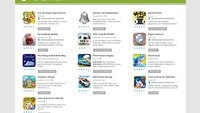 25 Cent-Apps: Tag 2 mit Fifa 12, Cut the Rope, World of Goo, Shark Dash & mehr
