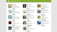 25 Cent-Apps: Tag 3 mit HD Widgets, Amazing Alex, ezPDF, Mass Effect Infiltrator & mehr