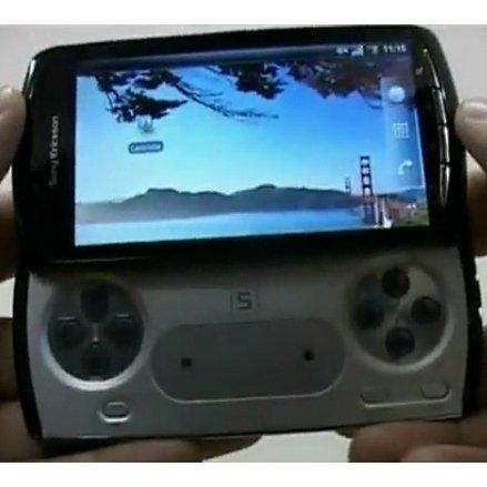 Zeus Z1: Neue Videos vom Sony-Ericsson PlayStation-Phone