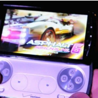 Sony Ericsson Xperia Play mal wieder im Hands On-Video