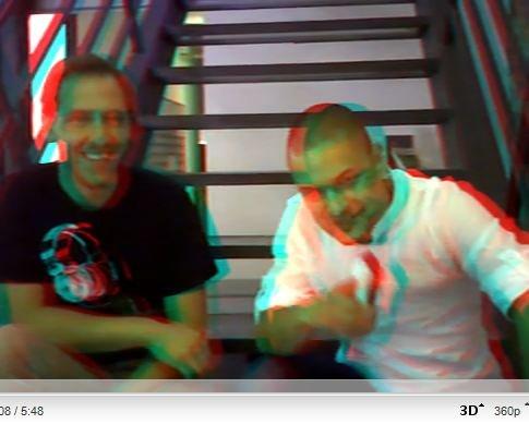 Wie zum Anfassen: androidnews.de-Podcast in 3D