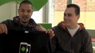 androidnews-Podcast: Shirts, 3D und ein neuer Kollege