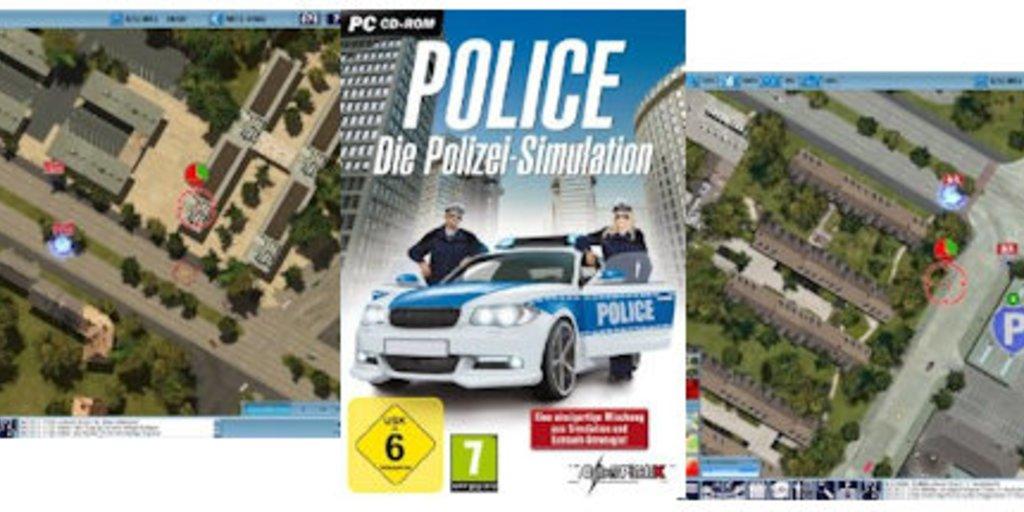 police die polizei-simulation demo