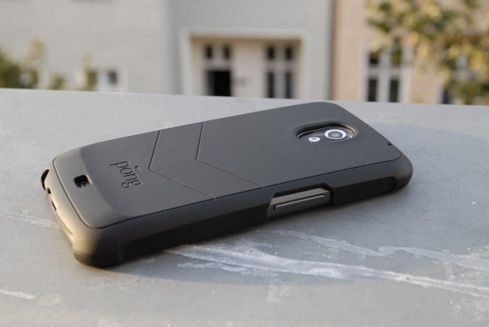 Pong Case: Smartphone-Hülle mit integrierter Antenne im Hands-On &amp&#x3B; Kurztest [IFA 2012]