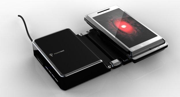 Samsung Galaxy S3: Kommt das Superphone mit kabelloser Ladefunktion?