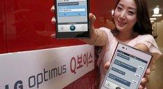 LG Q Voice: Ab der ersten Jahreshälfte 2013 auch auf Englisch