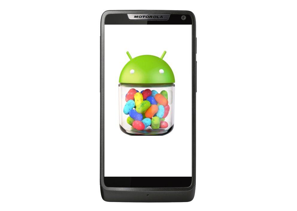 Motorola RAZR i: Android 4.1 kommt im ersten Quartal