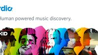 rdio: Beta-Version der Musikstreaming-App im Test