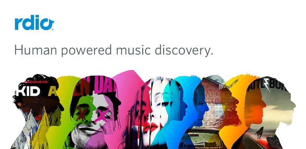 rdio: Beta-Version der Musikstreaming-App im Test