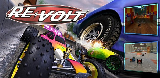 Re-Volt Classic (Premium): Android-Port des Rennspiel-Klassikers erschienen