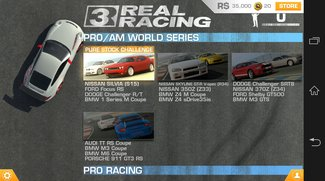 Real Racing 3: In den Play Store eingefahren