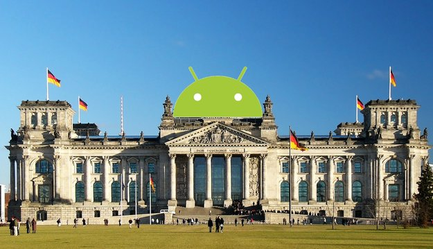Merkel-Phone: Bundesregierung nutzt bald Android-Smartphones