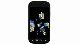 "Ice Cream Sandwich: Easter Egg ""Rocket Launcher"" lässt App-Icons herumfliegen"