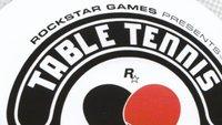 Rockstar Games präsentiert: Tischtennis
