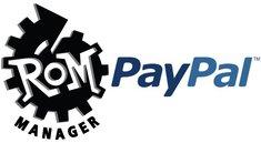 ROM Manager: Versehentliche DDOS-Attacke auf PayPal-Server