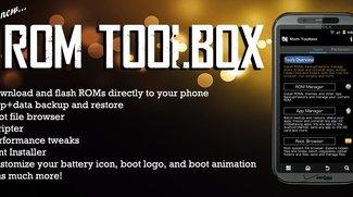 ROM Toolbox Pro: Toolsammlung für Root-Androiden heute günstiger