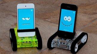 Romotive Romo: Smartphone-gesteuerter Roboter [CES 2012]