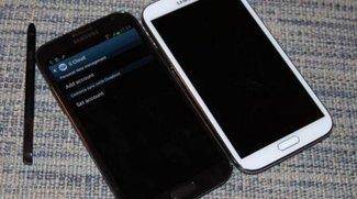 Samsung S Cloud: Online-Speicher mit Dropbox-Sync gesichtet [IFA 2012]