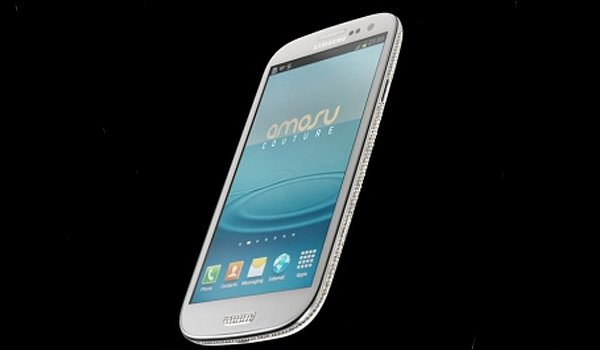 Samsung Galaxy S3: Swarovski-Edition erhältlich