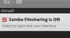 Samba File Sharing: Kabelloser Datenaustausch mit dem PC