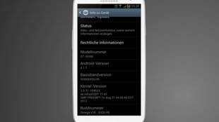 Samsung Galaxy S3: Jelly Bean-Firmware XXDLH9 zum Download bereit