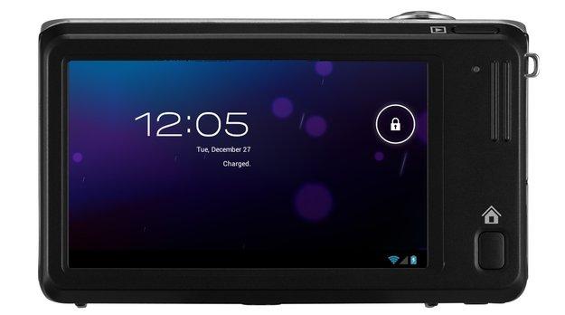 Samsung: Android bald auch auch auf Digitalkameras?